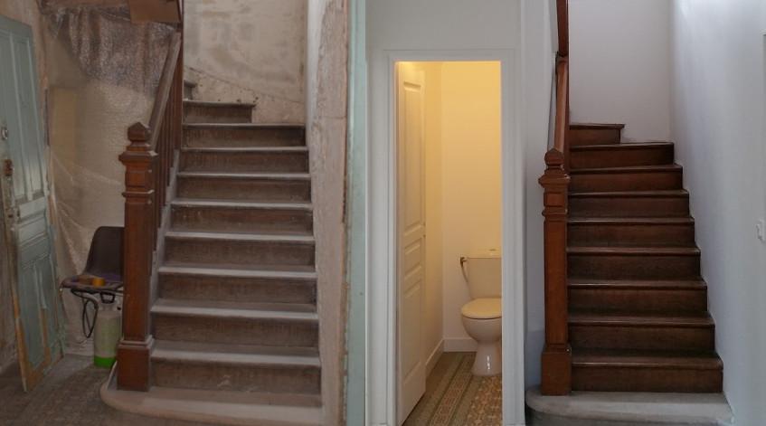 escalier-avant-apres-rénovation