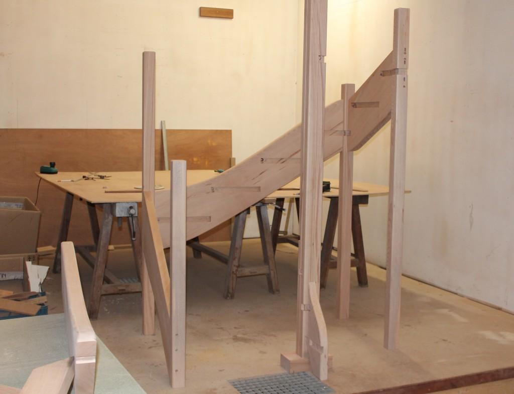 création escalier sur mesure