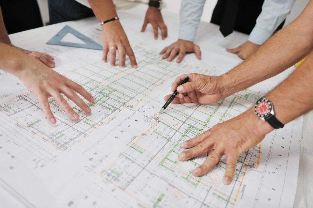 maître d'oeuvre rénovation immobilière