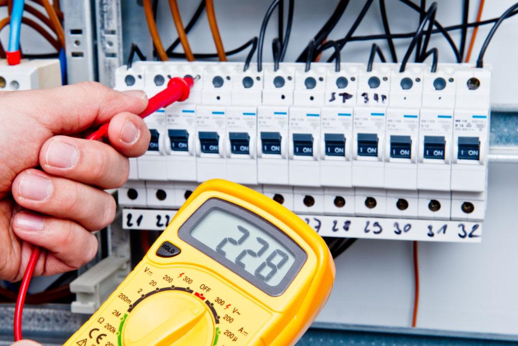 dépannage électrique