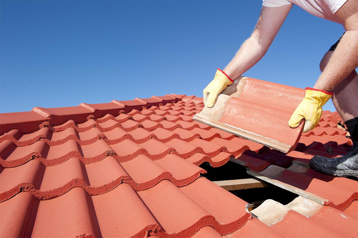 professionnels toiture